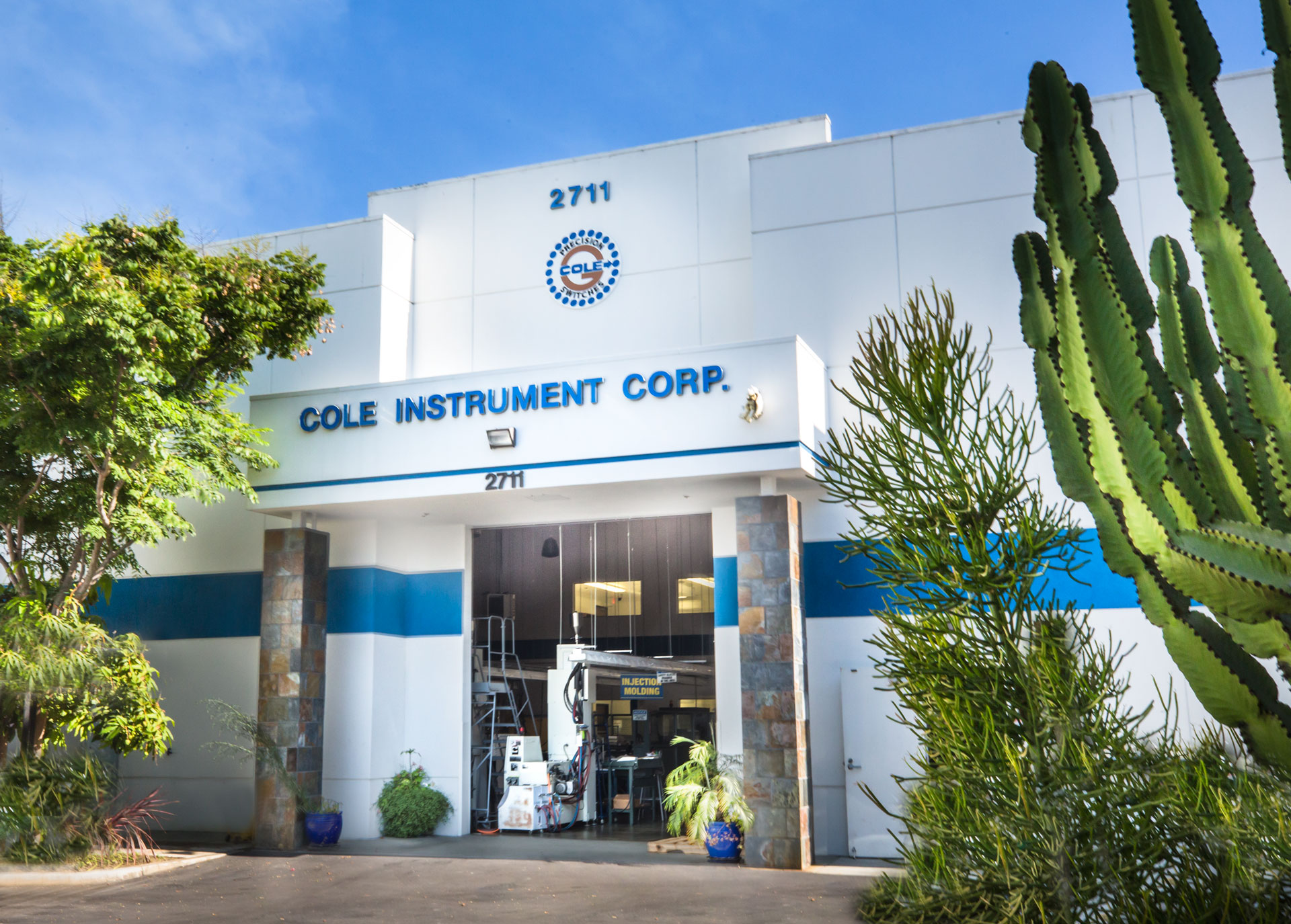 Cole Instrument Manufacturing